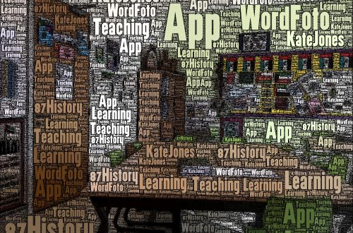 Ten ways to use WordFoto app in the classroom…