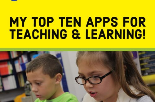 My top ten apps for Teaching and Learning