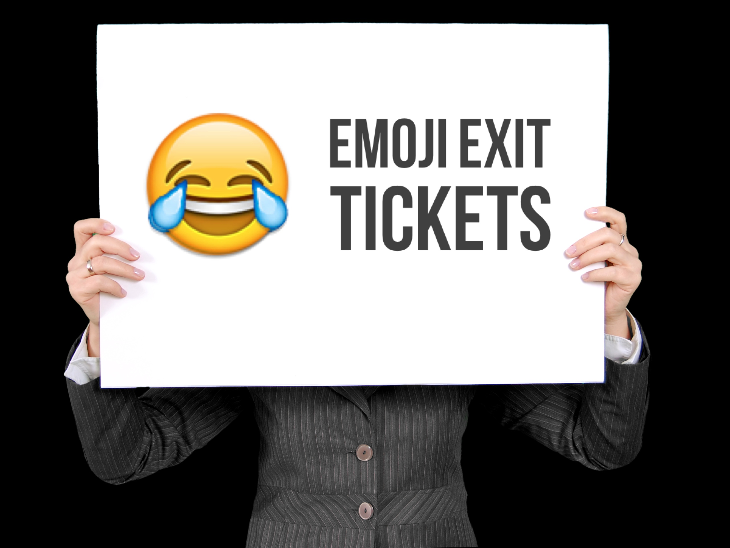 Emoji Exit Ticket