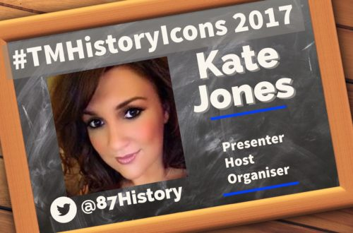 The TeachMeet event for History teachers…