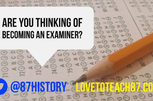 Are you thinking of becoming an examiner?