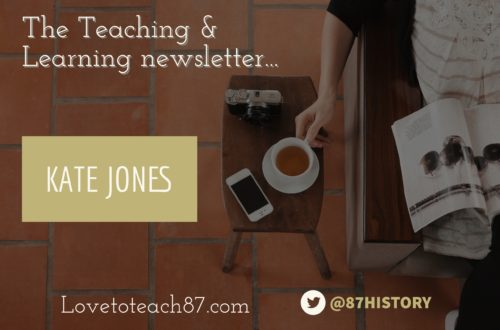 The Teaching and Learning newsletter …