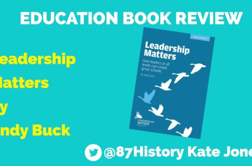 Leadership Matters by Andy Buck – Book review