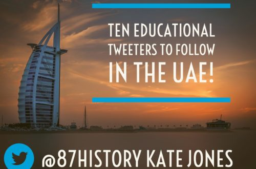 Ten educational tweeters to follow in the UAE