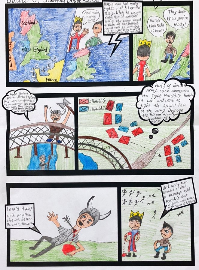 Cartoon And Comic Strips In The Classroom Love To Teach