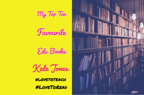 My Top Ten Favourite Edu Books